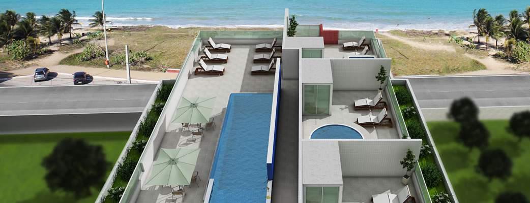 Apartamento em João Pessoa Ilha de Corais