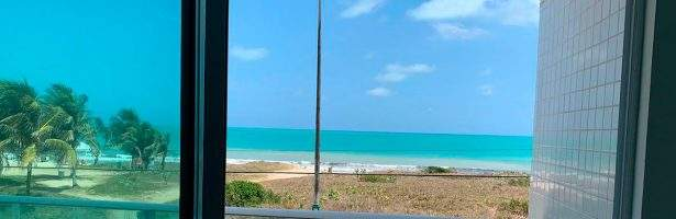 More na praia do Bessa